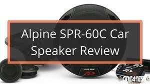 Alpine SPR-60C Review: Best 6.5″ Car Audio Component System? 1