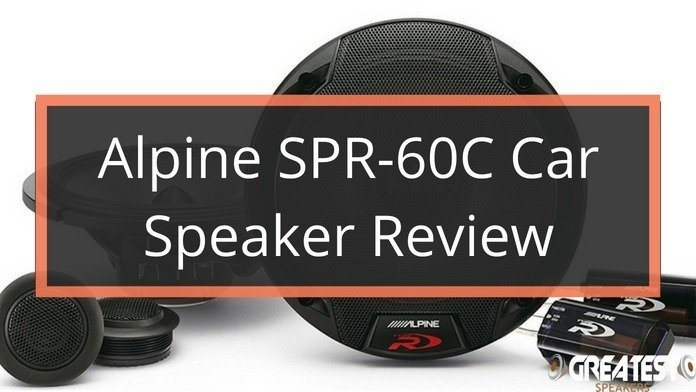 Alpine SPR-60C Car Speaker Review 3