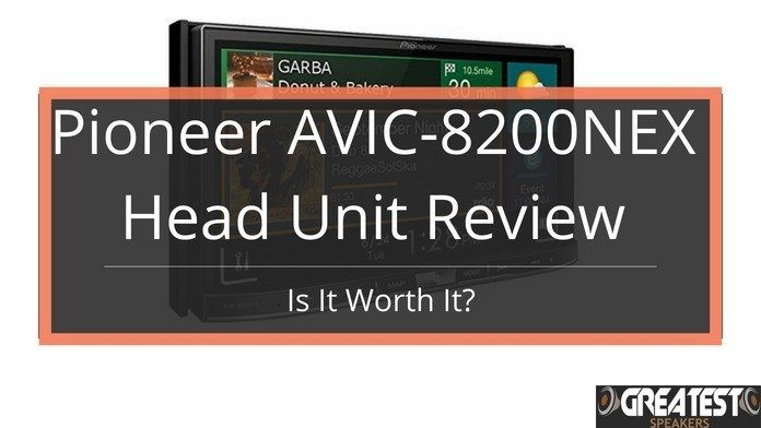 Pioneer AVIC-8200NEX Review: Is It Worth It? 8