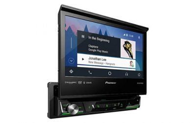 7 Best Single Din Flip Out Screen Head Units 2019 2