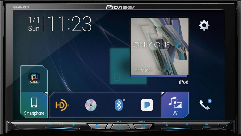 Pioneer AVH-W4400NEX Double DIN Head Unit Review