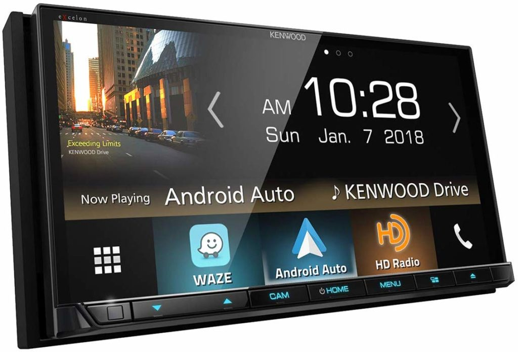 Kenwood DDX8905S head unit