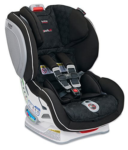 Britax Advocate ClickTight The Best Convertible Toddler Car Seat