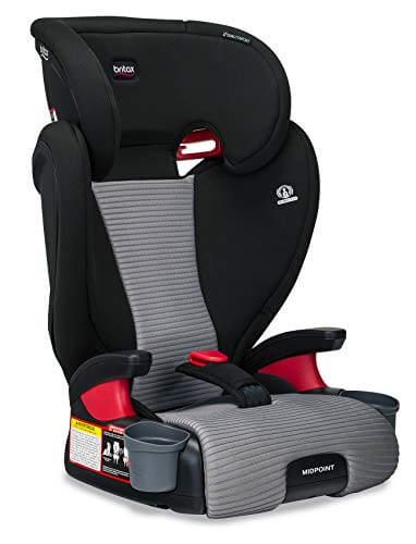 Britax Midpoint Belt-Positioning Booster Seat Review
