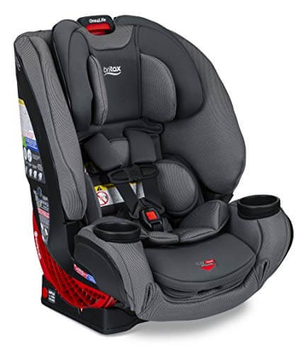Britax One4Life ClickTight All-in-One Car Seat Review
