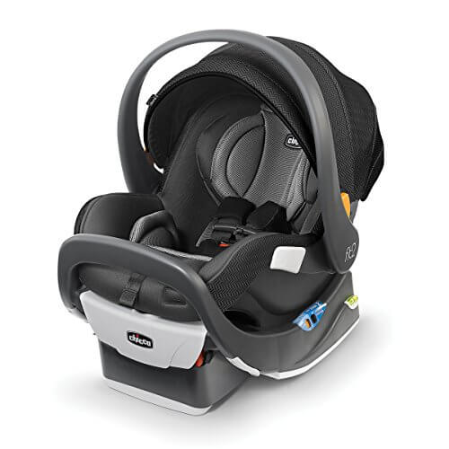Chicco Fit2 Infant and Toddler Car Seat Review