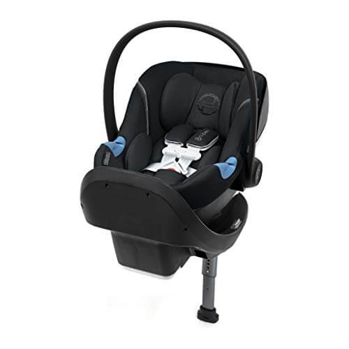 Cybex Aton M Infant Car Seat Review
