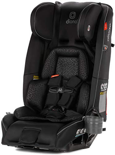 Diono Radian 3RXT All-in-One Convertible Car Seat Review