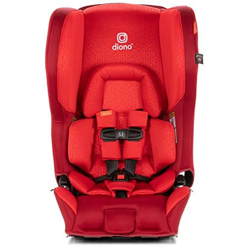 Diono Rainier 2AX Convertible Car Seat Review