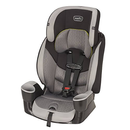 Evenflo Maestro Sport Harness Booster Car Seats