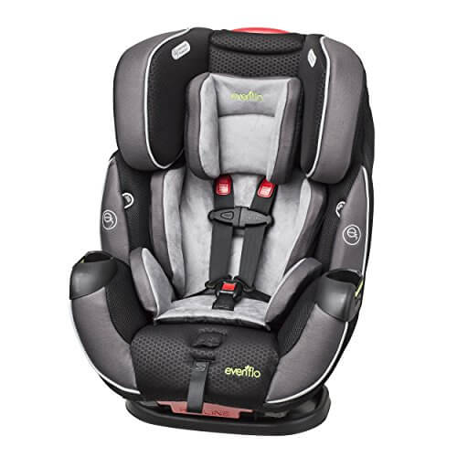 Evenflo Symphony Elite All-in-One Car Seats