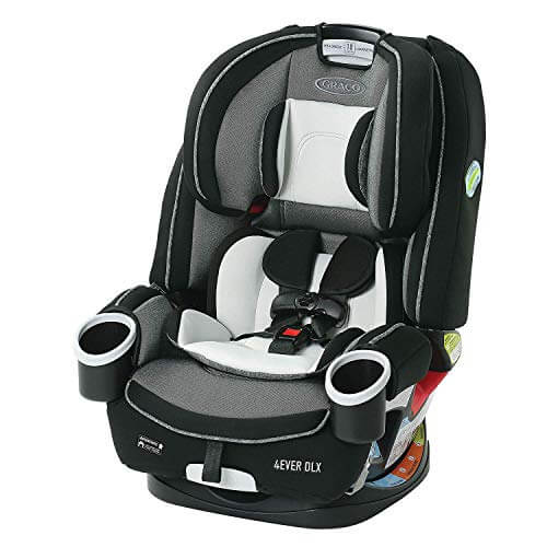 Graco 4Ever DLX 4 in 1 Car Seat Review