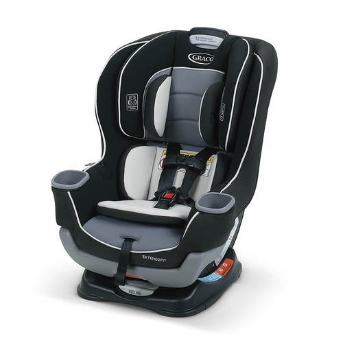 Graco Extend2Fit Best Convertible Car Seat For Twins