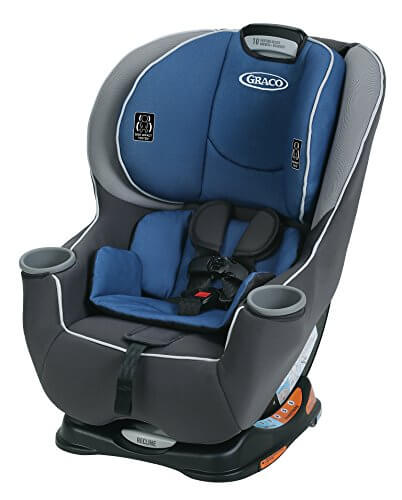 Graco Sequence 65 Convertible Car Seat Review