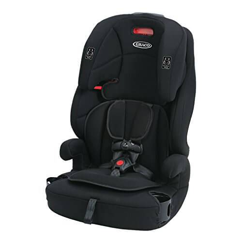 Graco Tranzitions 3 in 1 Harness Booster Seat Review