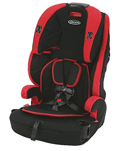 Graco Wayz 3 in 1 Harness Booster Car Seat Review