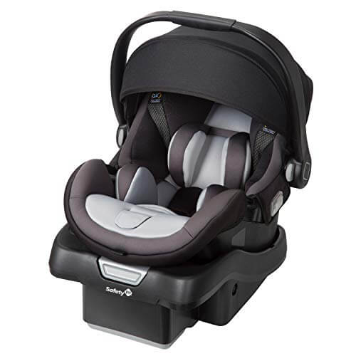 Safety 1st onBoard 35 Air 360 Infant Car Seat Review