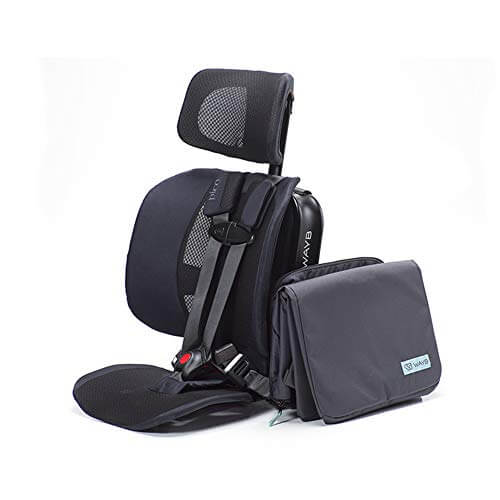 WAYB Pico Travel Car Seat Review