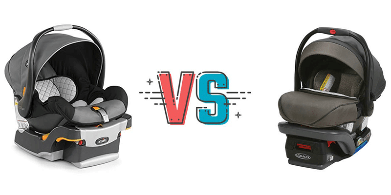 chicco keyfit 30 vs graco snugride 35 comparison