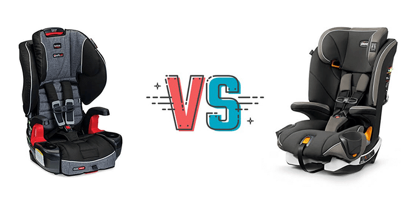 chicco myfit vs britax frontier comparison