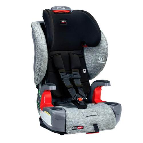 Britax Grow with You Best Rated Booster Car Seat