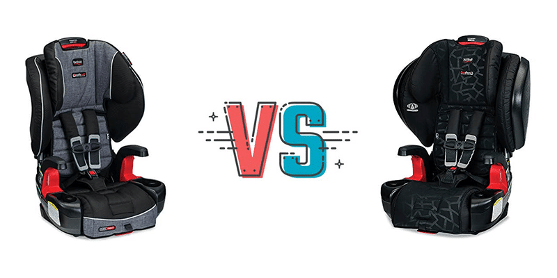 Britax Pinnacle vs Frontier comparison
