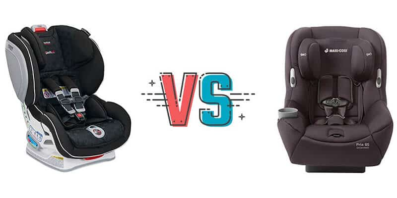britax vs maxi cosi comparison
