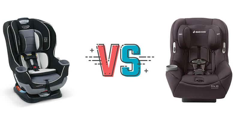 graco vs maxi cosi comparison