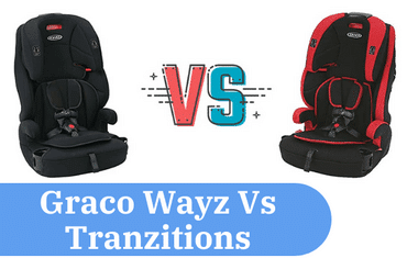 graco tranzitions vs ways comparison