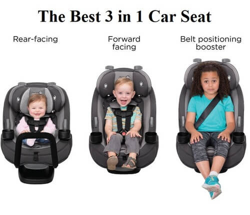 Best 3 In 1 Car Seats