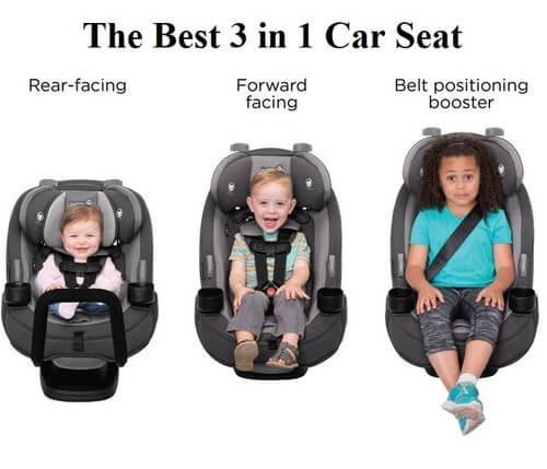 Best 3 In 1 Car Seats