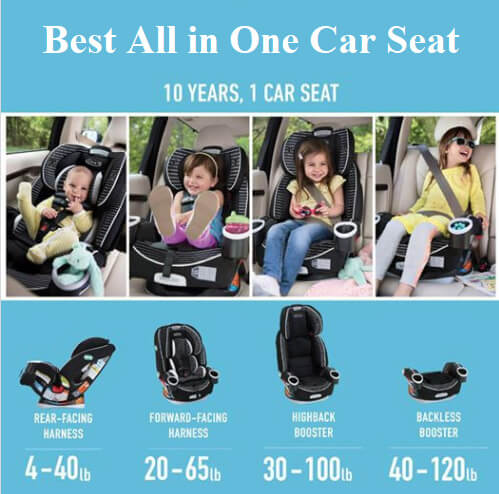 Best All In One Car Seats