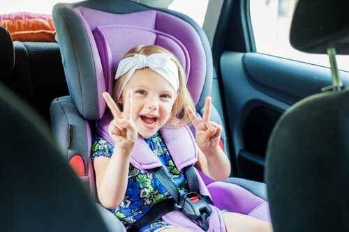 Best Car Seats for 4-Year-Olds