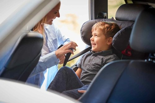 Best Car Seats for 5-Year-Olds