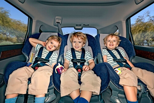 Best Car Seat For 3 Across