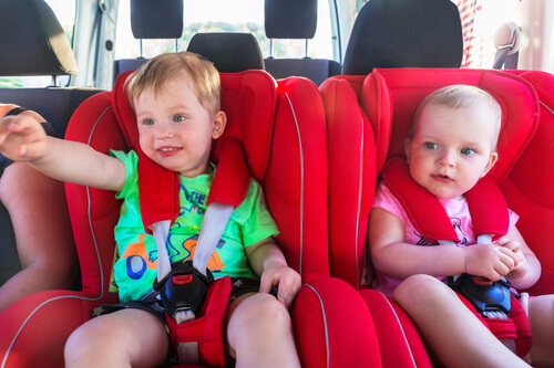 Best Car Seat For Twins