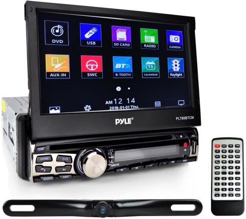 Best Single Din Flip Out Screen Head Unit & Stereos [Updated 2021] 4